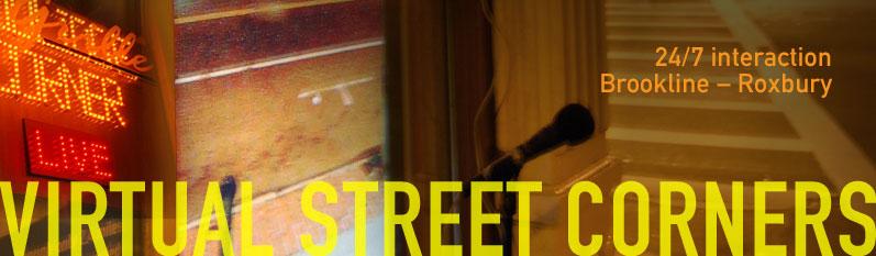 Virtual Street Corners